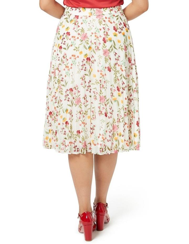 Sunset Floral Skirt image 4