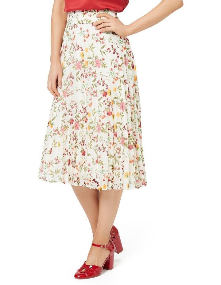 Sunset Floral Skirt image 5