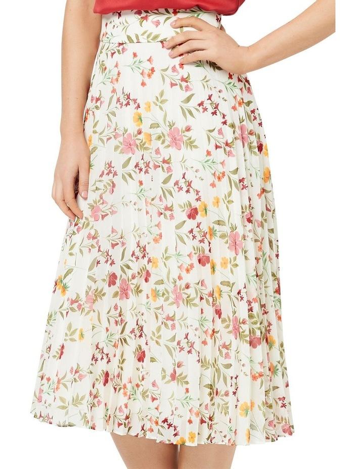 Sunset Floral Skirt image 6