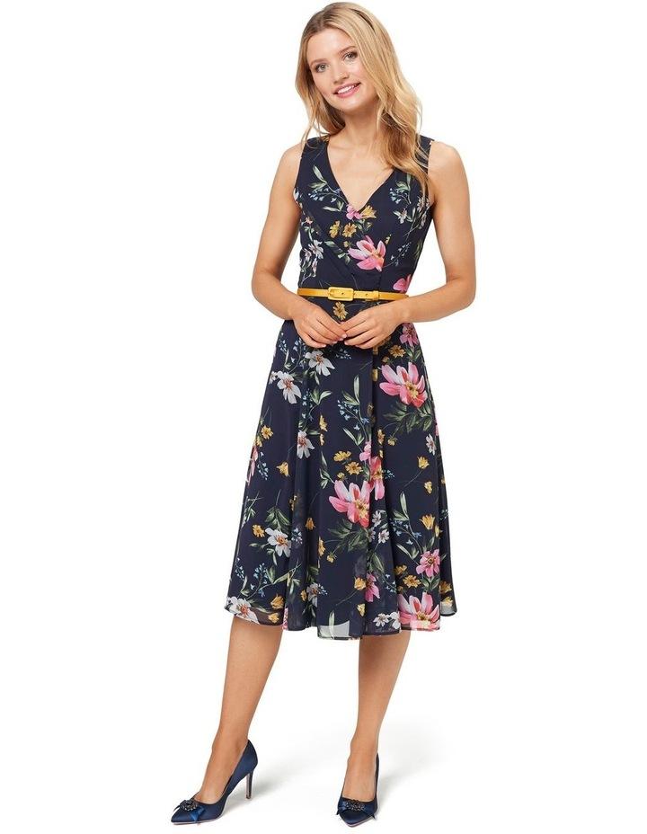 Valentina Floral Dress image 3