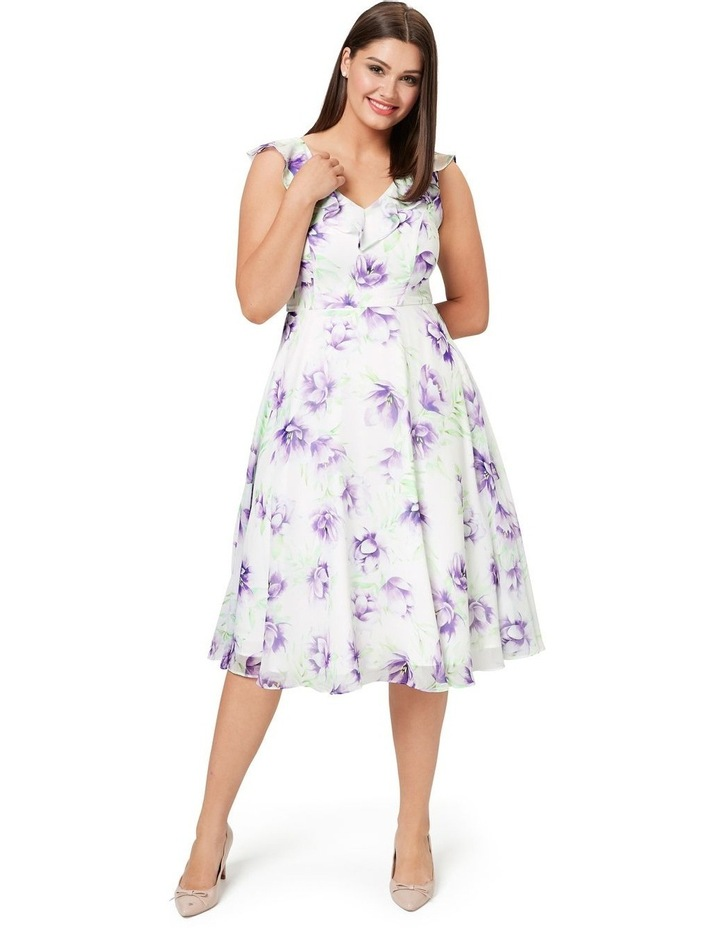 Beloved Floral Dress image 3