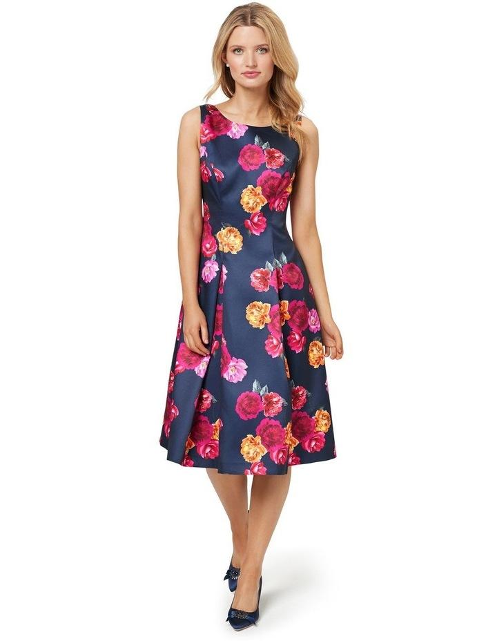 Midnight Serenade Dress image 3