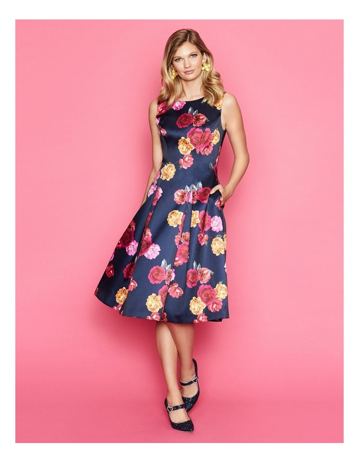 Midnight Serenade Dress image 6