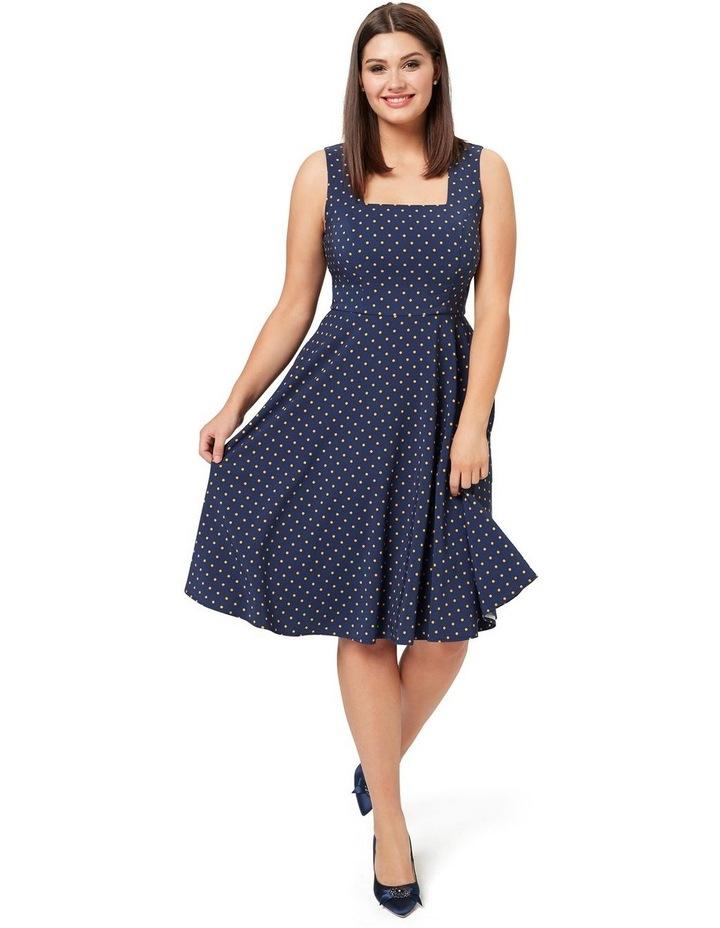 Sienna Spot Dress image 3