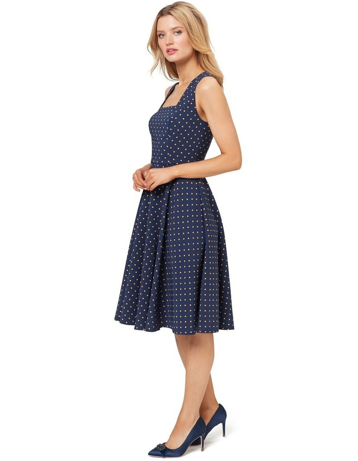 Sienna Spot Dress image 5