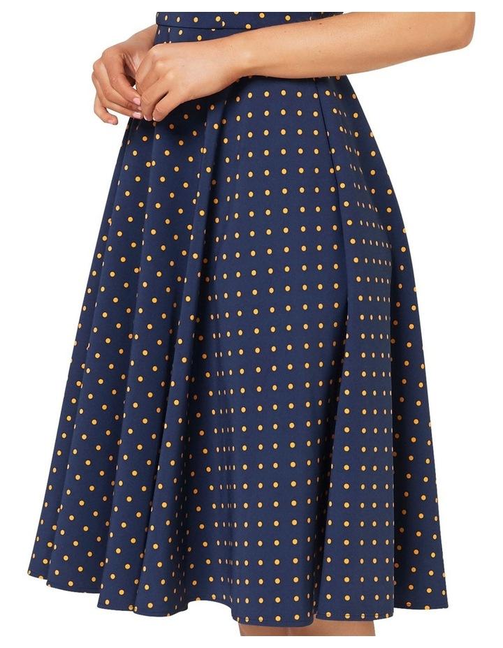 Sienna Spot Dress image 6