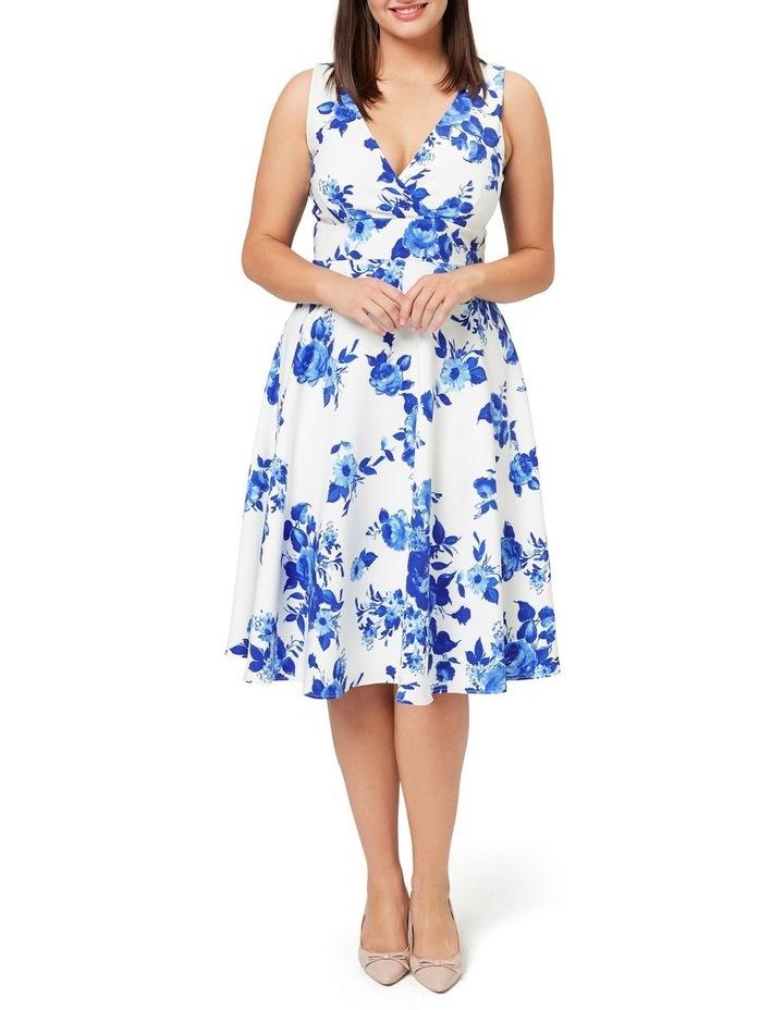 Sapphire Rose Dress image 1