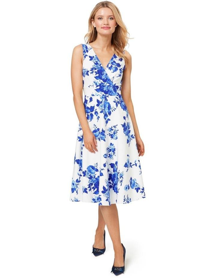 Sapphire Rose Dress image 3