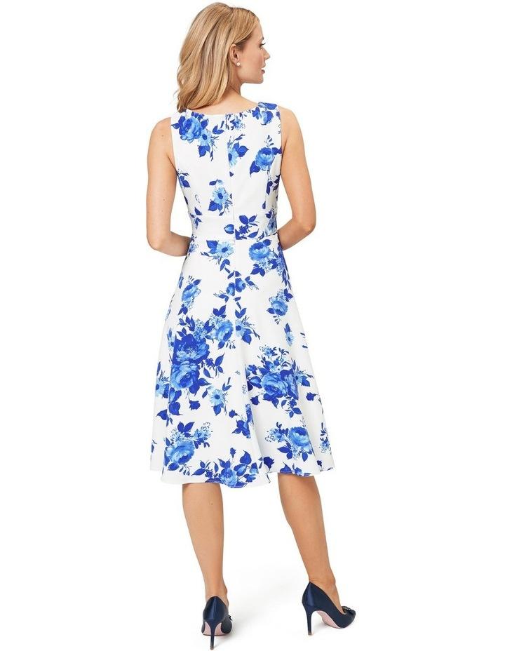 Sapphire Rose Dress image 4