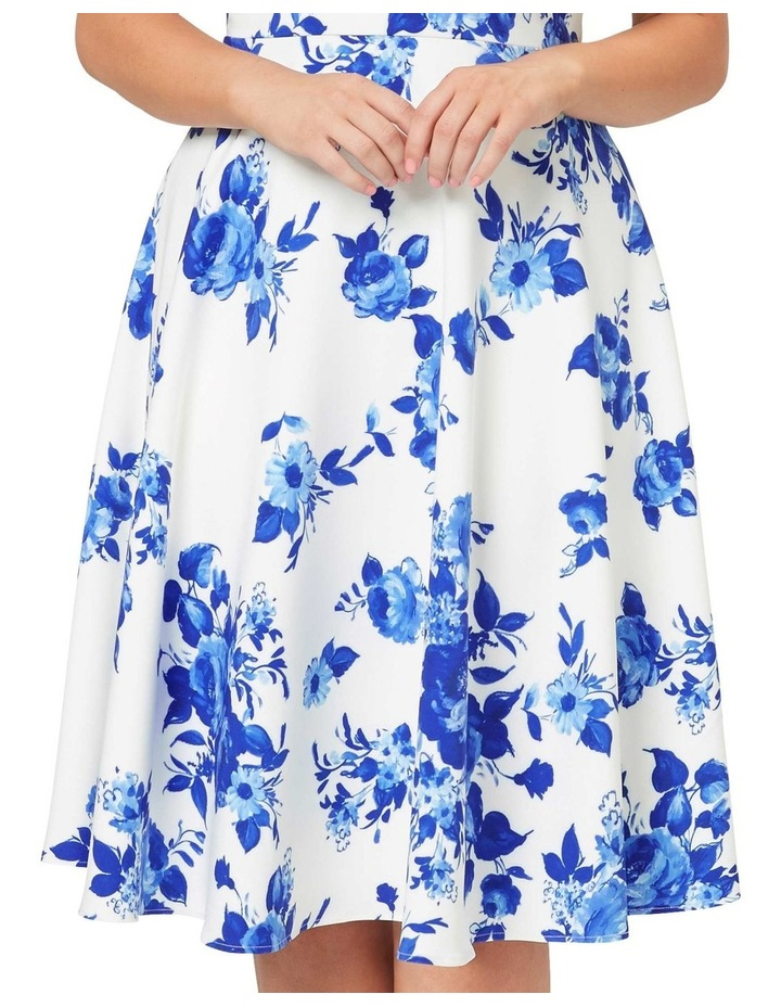Sapphire Rose Dress image 5