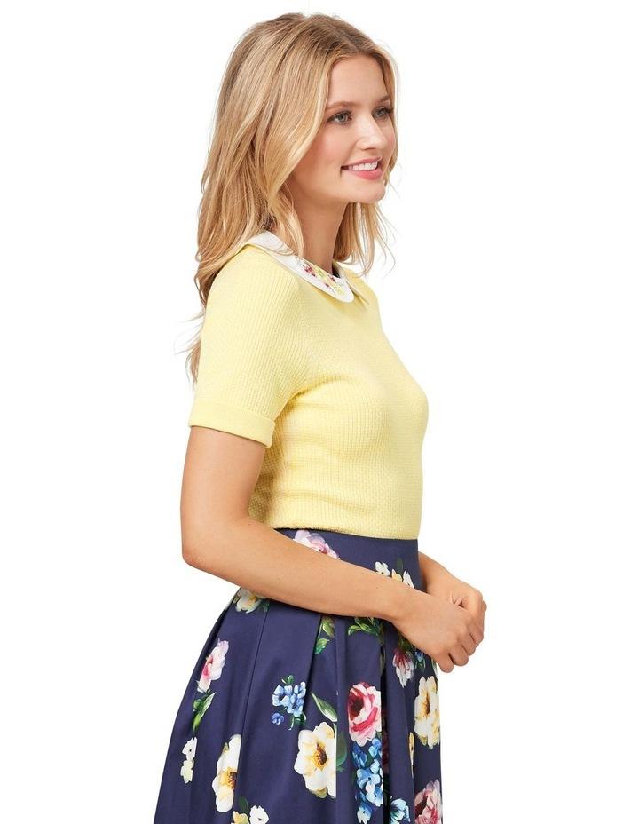 Daisy Chain Collar Jumper image 5