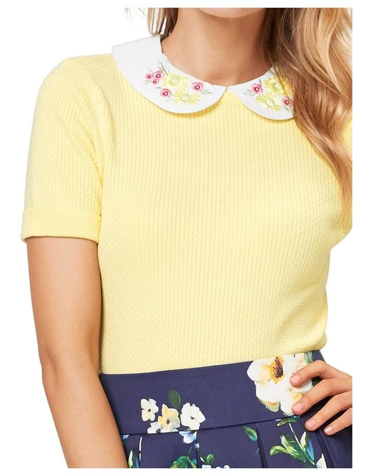 Daisy Chain Collar Jumper image 6