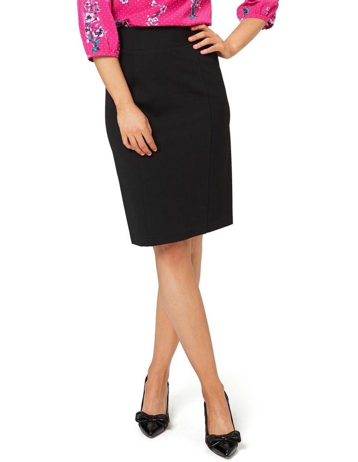 Hepburn Ponte Skirt image 1