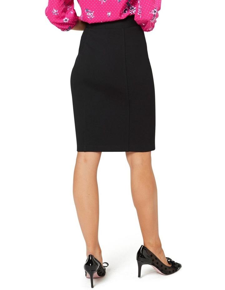 Hepburn Ponte Skirt image 2