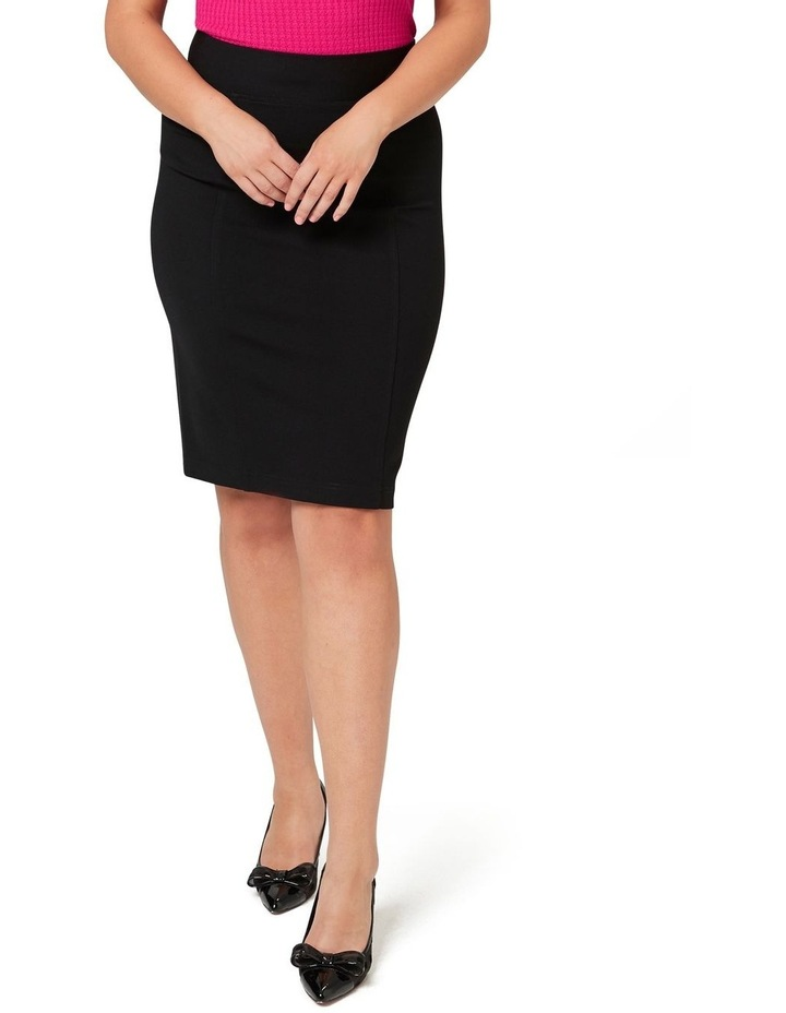 Hepburn Ponte Skirt image 3