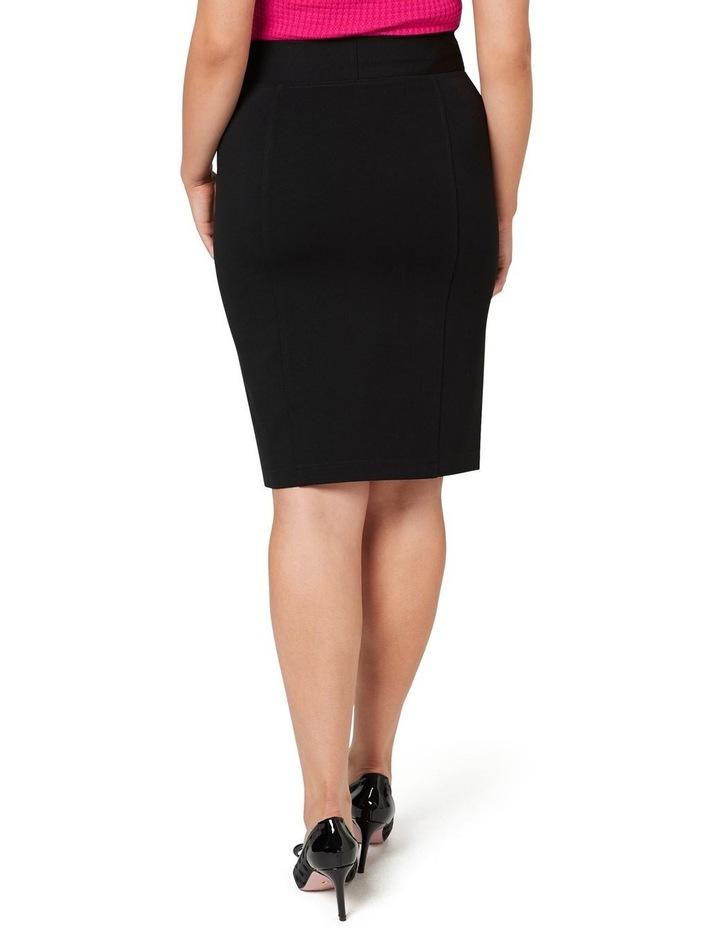 Hepburn Ponte Skirt image 4