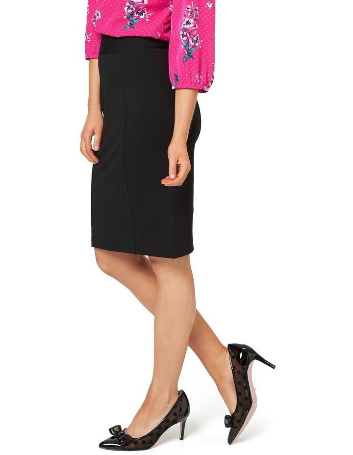Hepburn Ponte Skirt image 5