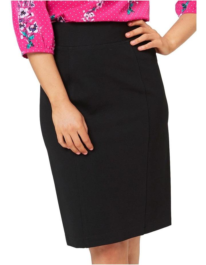 Hepburn Ponte Skirt image 6