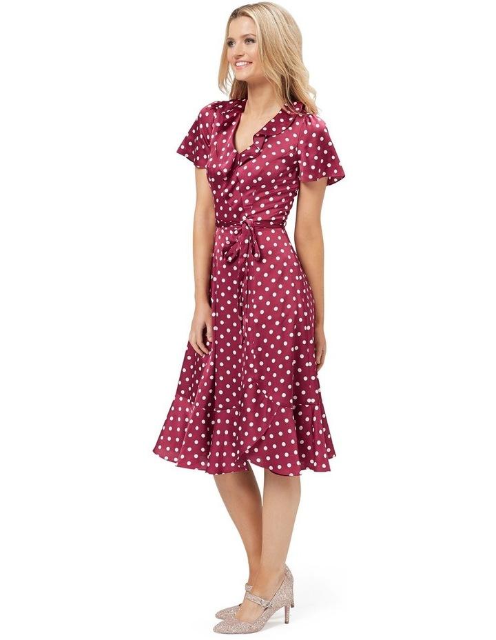 Alessia Spot Dress image 3