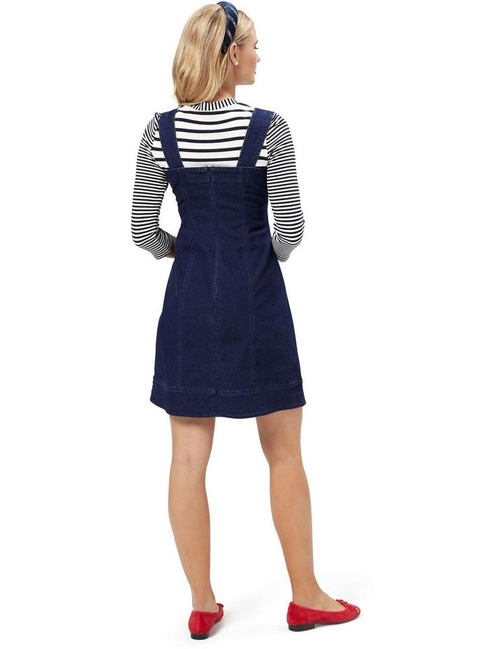 Miranda Denim Pinny Dress image 2