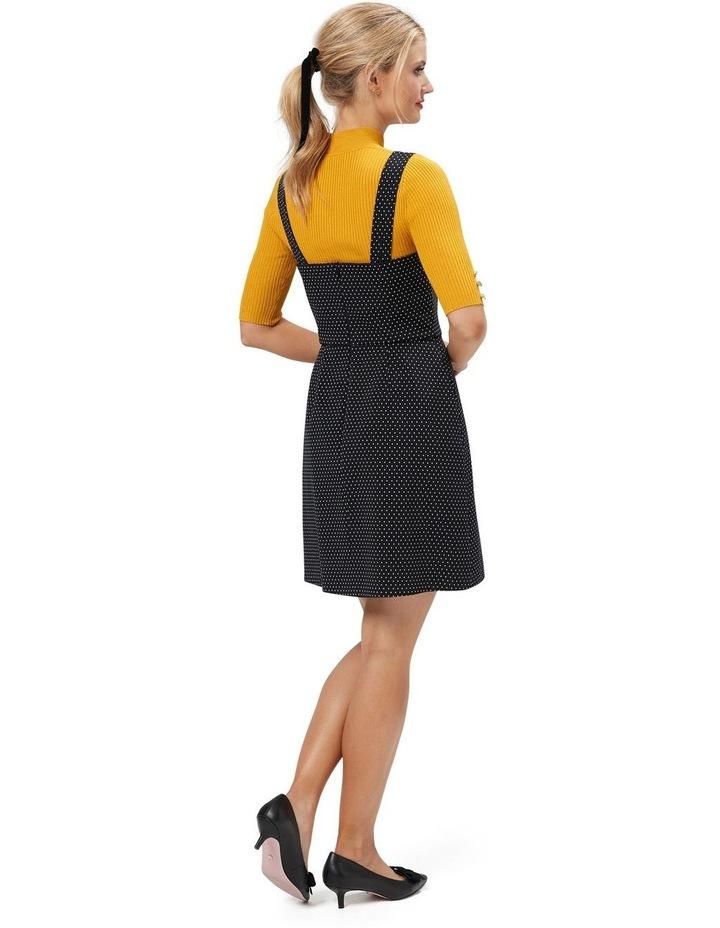 Anita Spot Pinny Dress image 2