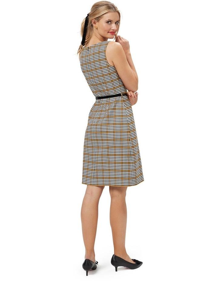 Zoe Check Dress image 2