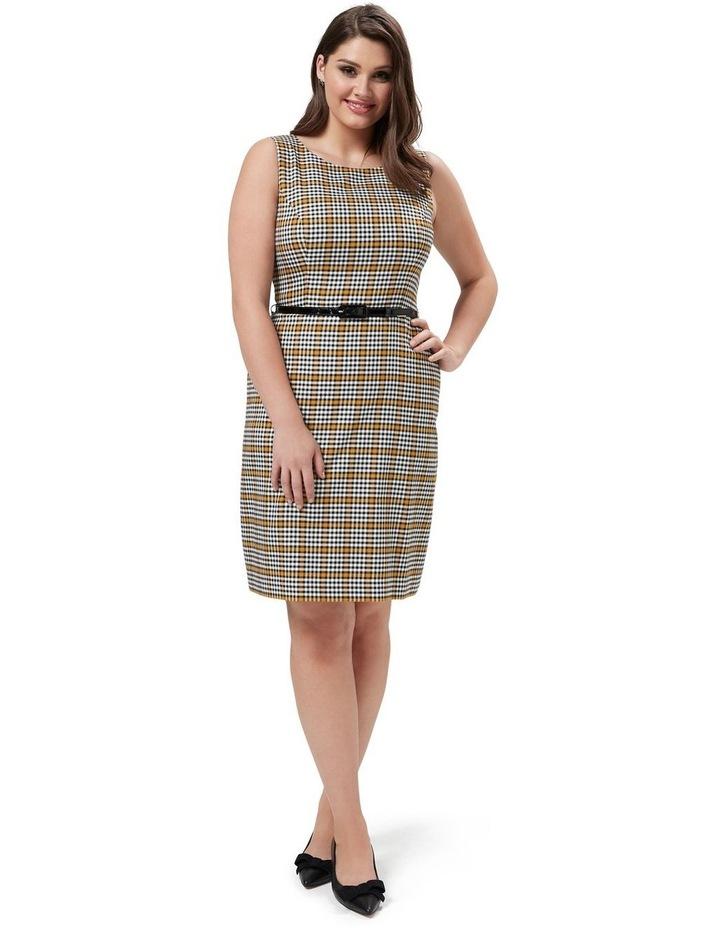 Zoe Check Dress image 3