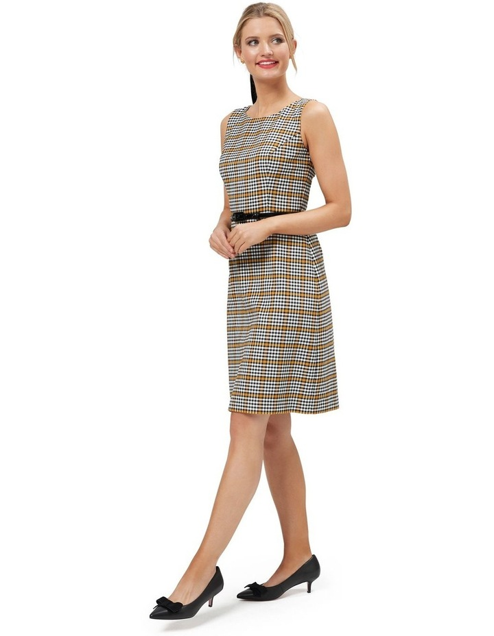 Zoe Check Dress image 5