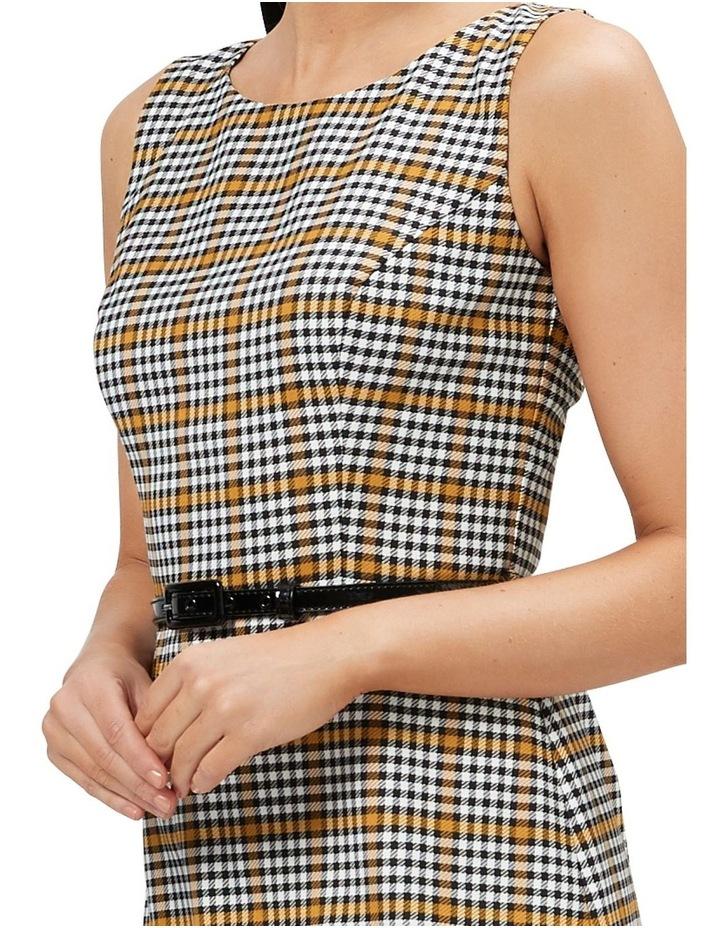 Zoe Check Dress image 6