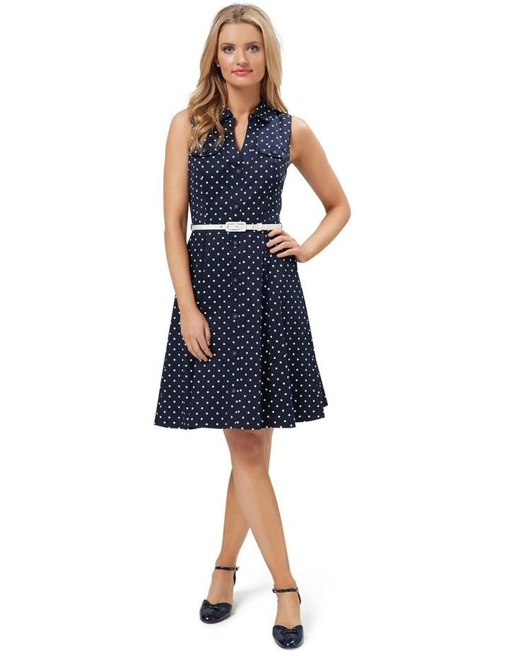 Go Spotty Shirtdress image 3