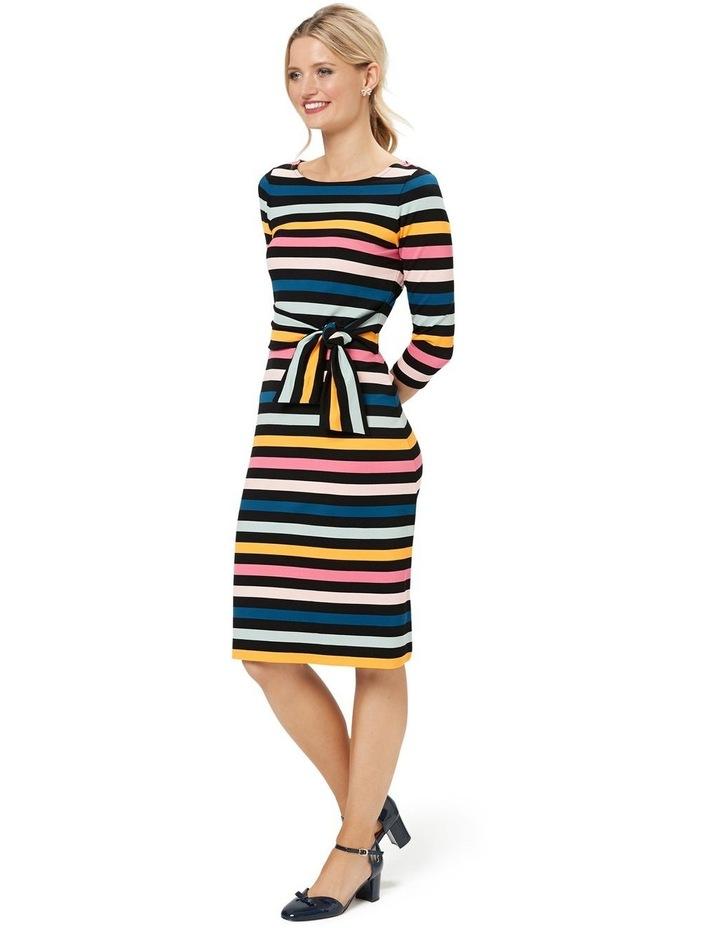 Cavello Stripe Ponte Dress image 2
