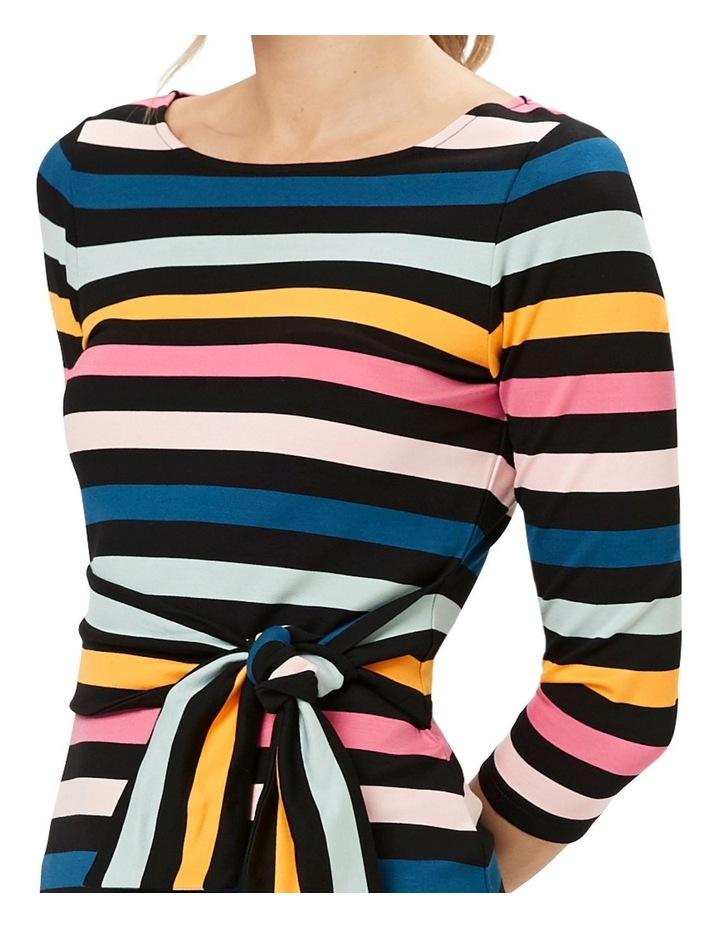 Cavello Stripe Ponte Dress image 7