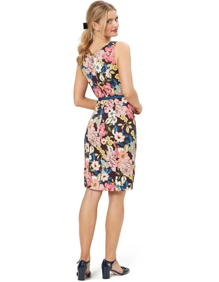 Bohemian Floral Dress image 3