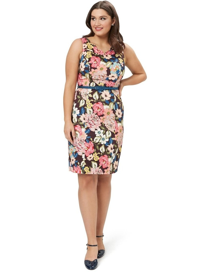 Bohemian Floral Dress image 4