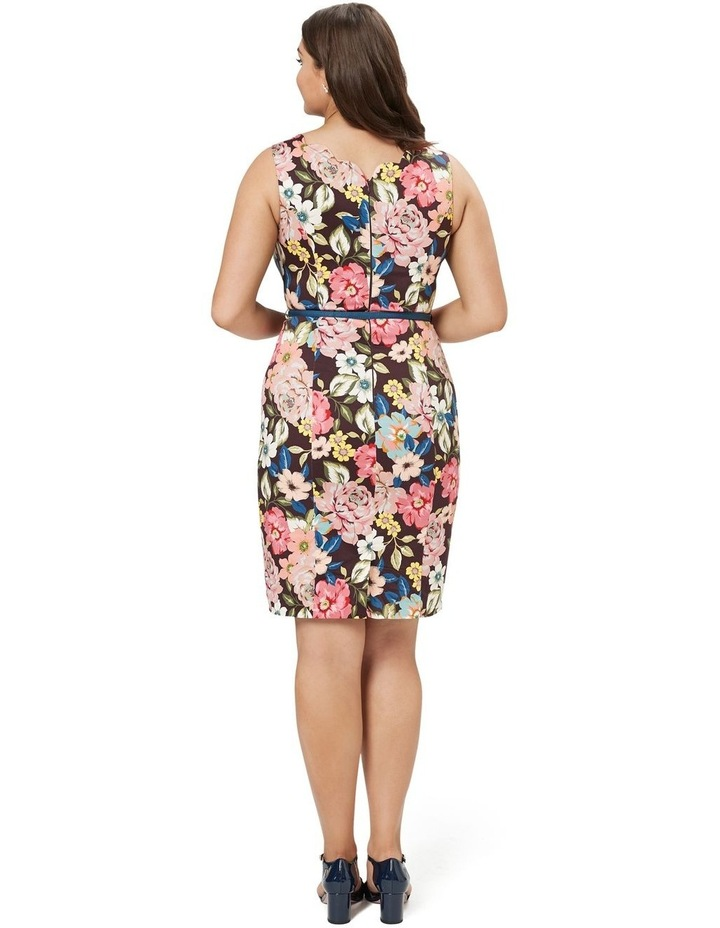 Bohemian Floral Dress image 5