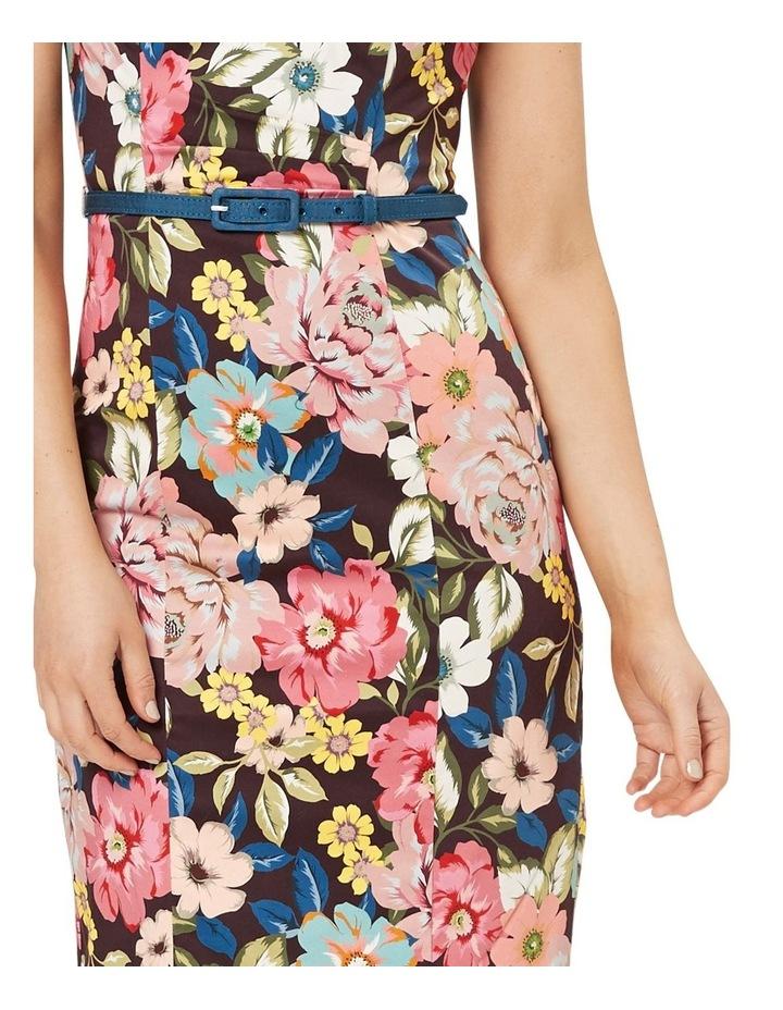 Bohemian Floral Dress image 6