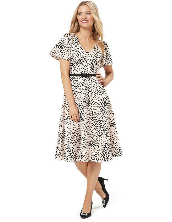 Tuxedo Spot Dress image 1