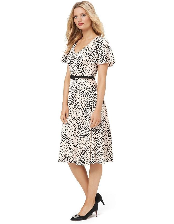 Tuxedo Spot Dress image 2