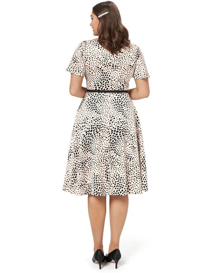 Tuxedo Spot Dress image 5