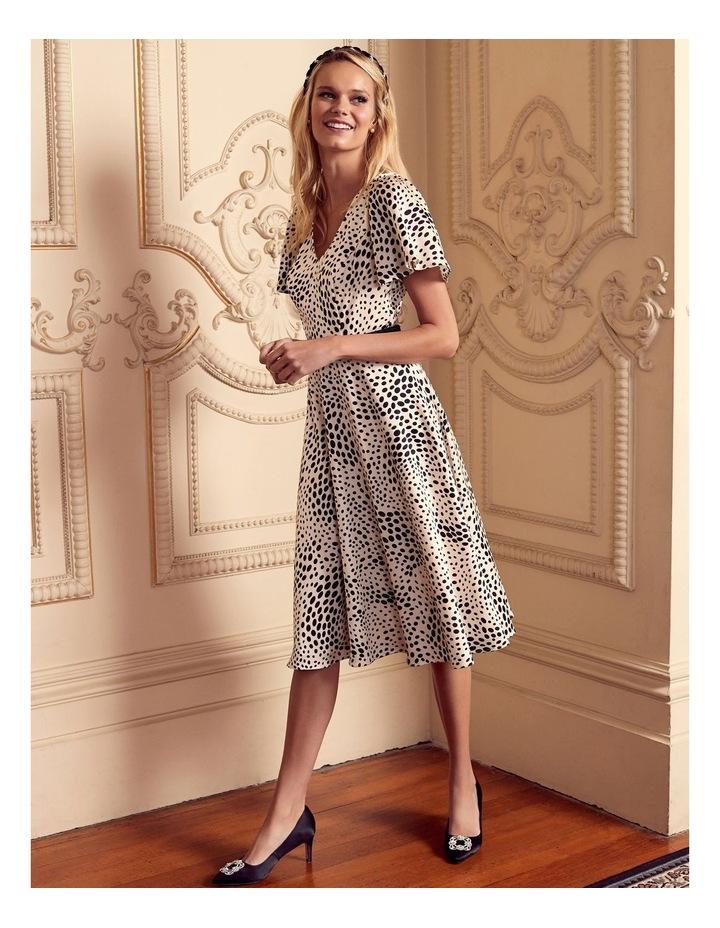 Tuxedo Spot Dress image 7