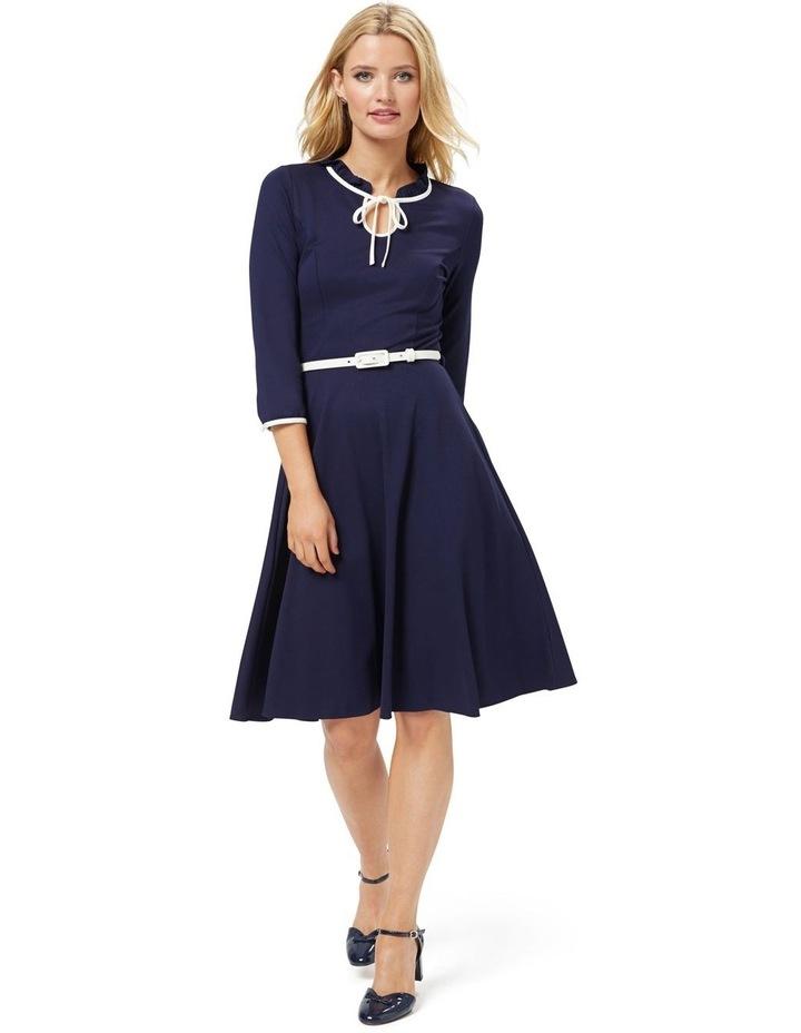 Miss Joan Ponte Dress image 1