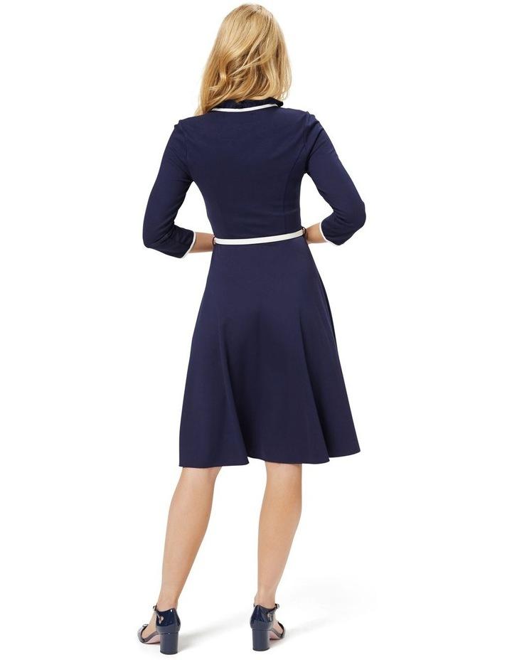 Miss Joan Ponte Dress image 2