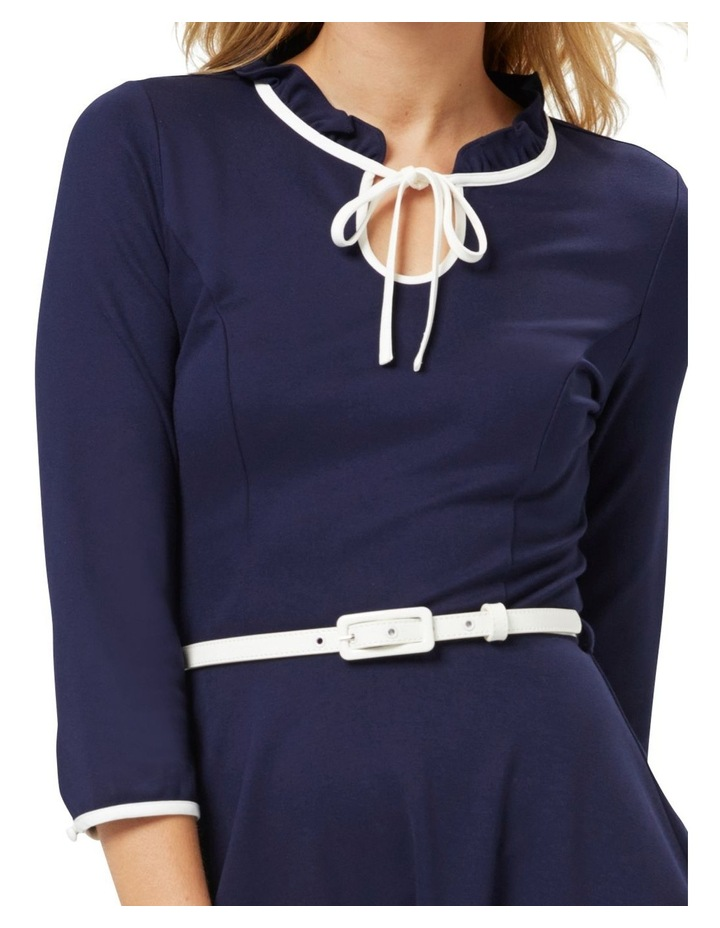 Miss Joan Ponte Dress image 3