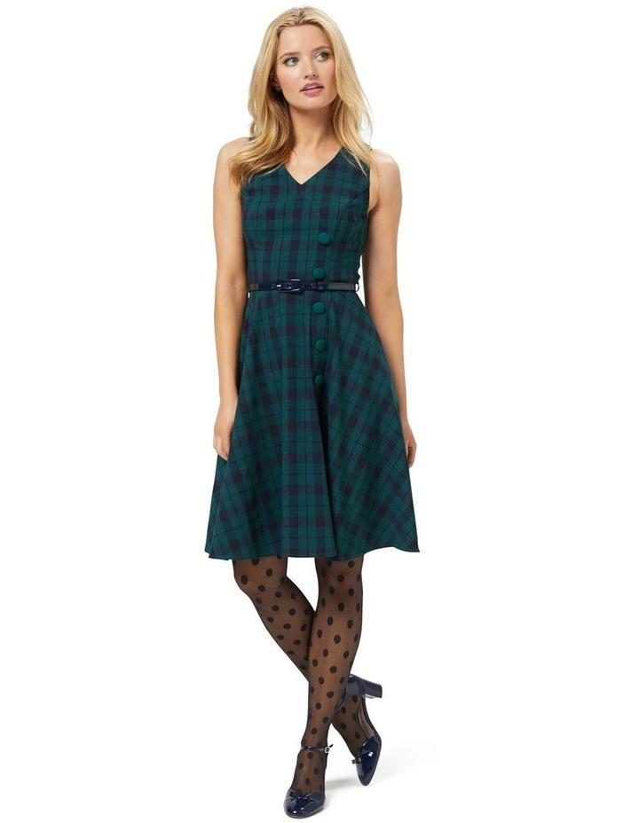 Emily Check Dress image 1
