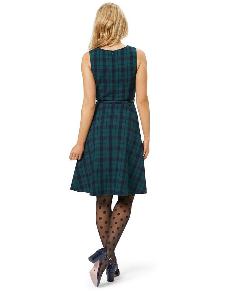 Emily Check Dress image 2