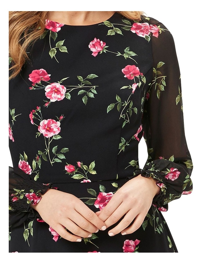 Enchanted Rose Dress image 3