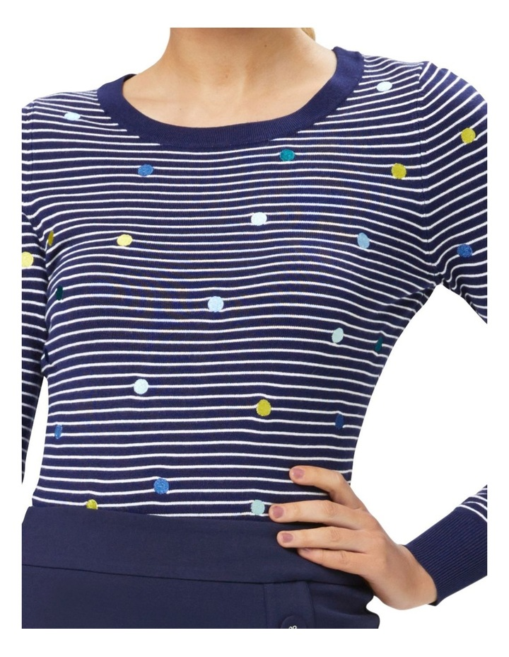 Spots and Stripes Jumper image 3
