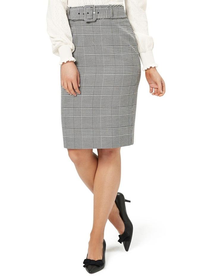 Annika Check Skirt image 1