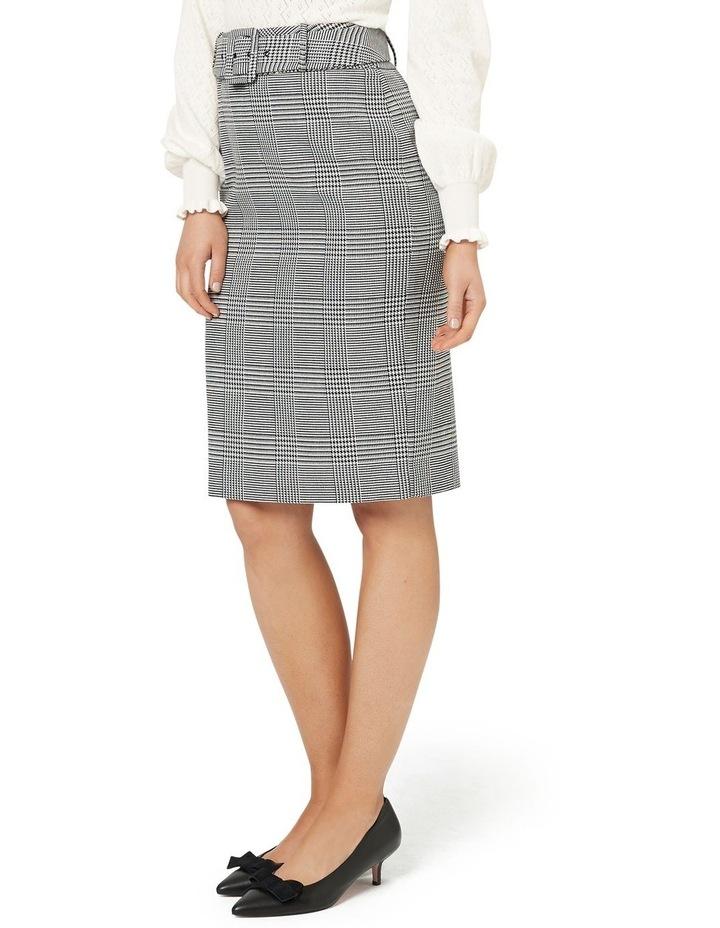 Annika Check Skirt image 2