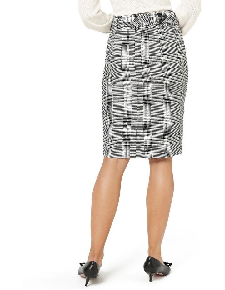 Annika Check Skirt image 3